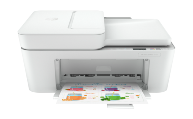 HP DeskJet Plus 4120 All-in-One Printer (3XV14B)