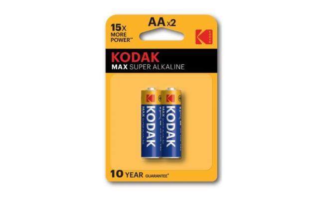 KODAK Max Super Alkine AAX2