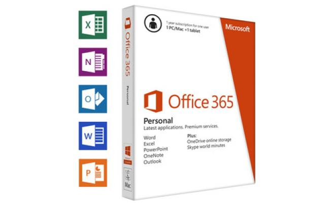 Microsoft QQ2-00513 Office 365 Personal