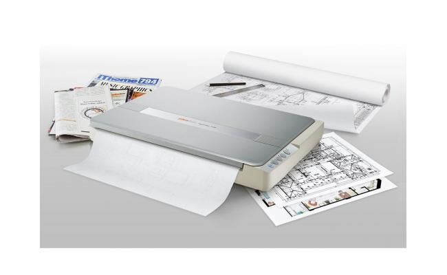 Plustek A3 Flatbed Scanner OS1180 , For A3 Size Graphics And Document
