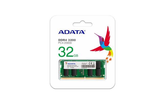ADATA DDR4 SO-DIMM 32GB 3200 (22)
