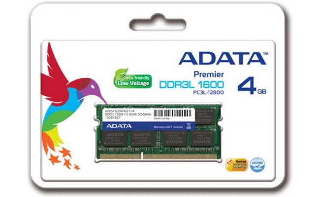 ADATA DDR3L SO-DIMM  (NB ) 4GB 1600 (11)