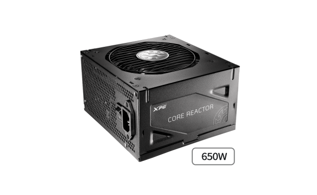 XPG Core Reactor Modular PC Power Supply (650W)
