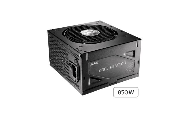 XPG CORE REACTOR Modular PC Power Supply (850W)