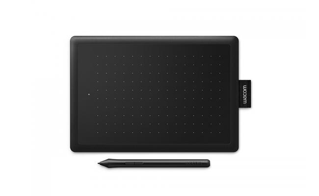 Wacom One by Wacom CTL-672-N Medium Creative Pen Tablet