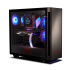 XPG INVADER Mid-Tower Gaming PC Chassis (Black)