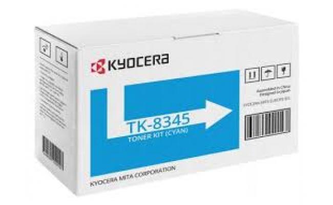 Kyocera TA 2552 ci  toner CYAN (TK-8345C)