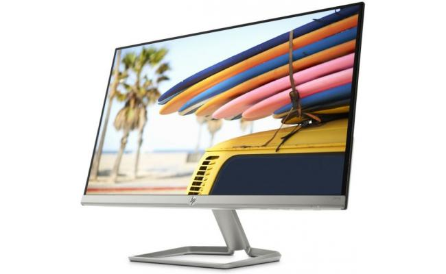 HP 24fw is a 61 cm (24 in) Display.