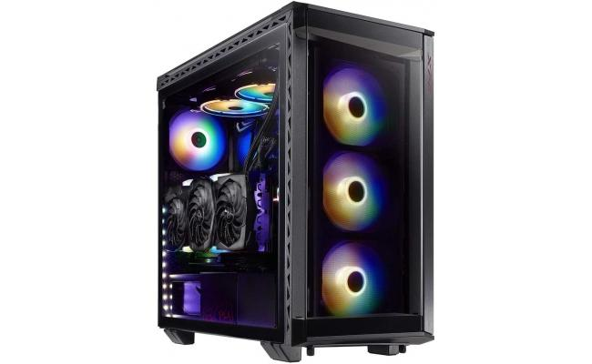 XPG BATTLECRUISER Super Mid- Tower PC Chassis(Black)