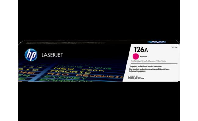 HP 126A Laser Toner Cartridge MAGENTA (Original)