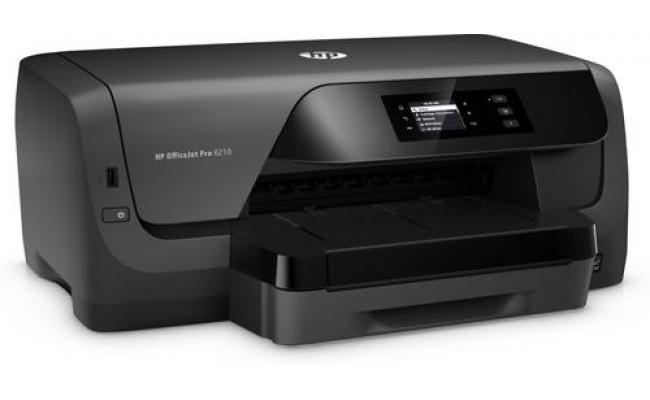 HP Officejet Pro 8210 Color Wireless Printer