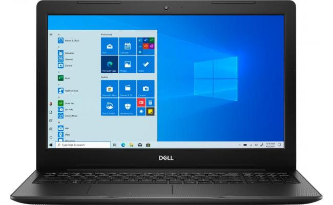 """DELL INSPIRON 3593 I7-1065G7-12GB 512 SSD 15.6"""" TOUCH  WIN10"""