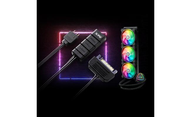 XPG LEVANTE 360 Addressable RGB CPU Cooler