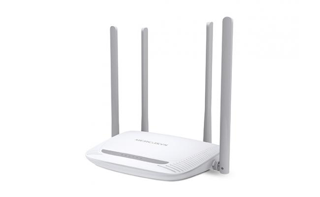 Mercusys 300Mbps Wireless N Router 4 Fixed Antennas