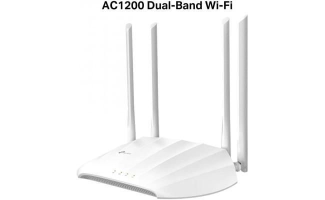 AC1200 Wireless Access Point TL-WA1201