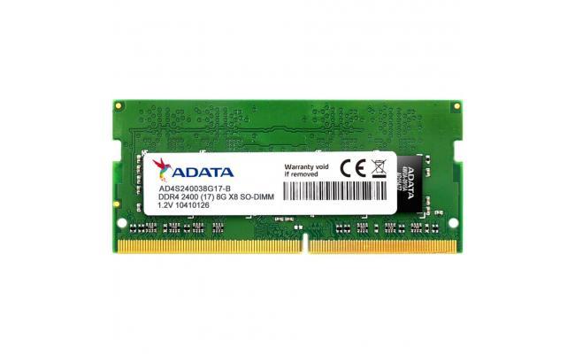 ADATA DDR4 So-DIMM 8GB 2400 (17)