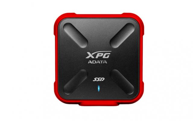 ADATA XPG External SSD SD700X 256GB USB 3.1 Gen 1 Red Retail