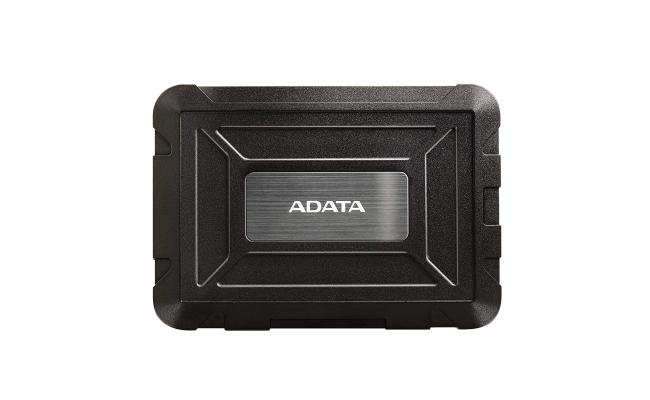 ADATA ED600 USB 3.1 Tool-Free Easy Swap IP54 Waterproof Shockproof Dust proof 2.5 inch SSD and Hard Drive Enclosure