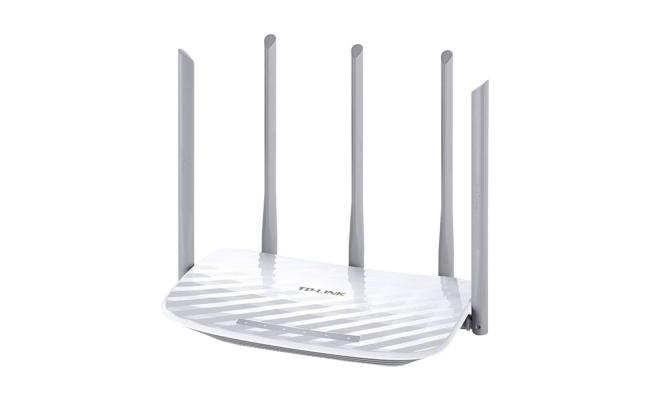 AC1350 Wireless Dual Band Router Archer C60