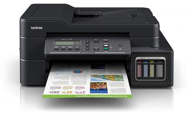 Brother DCP T710W Printer (DCP-T710W)