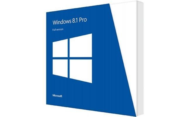 Microsoft FQC-06949U2 Win Pro 8.1 64Bit Eng Intl 1pk DSP OEI DVD