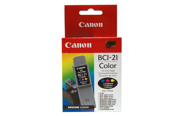 Canon BCI-21C Color Inktank (Original)