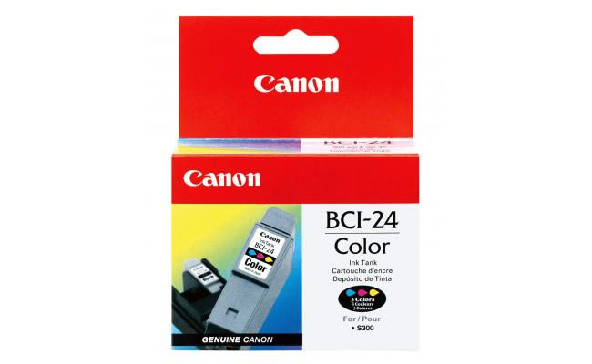 Canon BCI-24C 3 Color Inktank (Original)