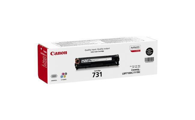 Canon Toner Cartridge, Black EP-731B (Original)