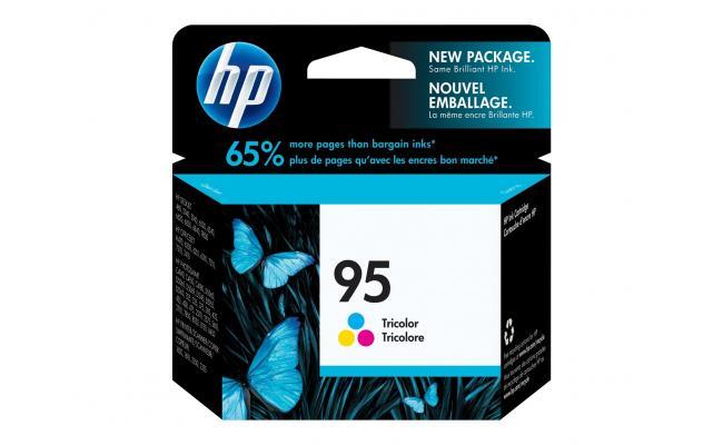 HP C8766WN (95) Tri-Color Ink Cartridge (Original)